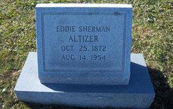 Eddie Sherman Altizer