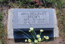 Anna Bell <i>Pratt</i> Brown