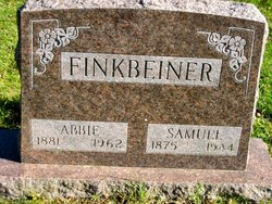 Abbie <i>Miller</i> Finkbeiner