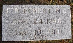 Dr Dwight Reuben D.R. Bement