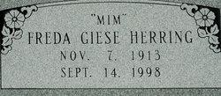 Freda Giese Herring