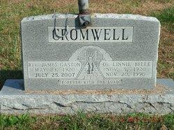 Rev James Gaston Cromwell