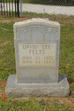David Lee Felts