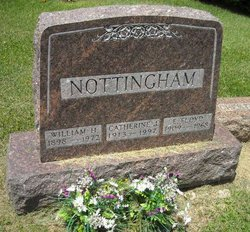 Catherine J <i>Harden</i> Nottingham