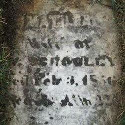 Matilda Hollingshead <i>England</i> Schooley