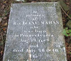 Isaac Mahan