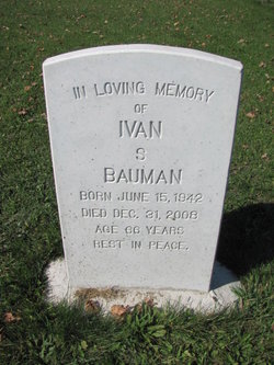 Ivan S. Bauman