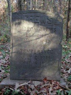 Gideon Crews, Jr