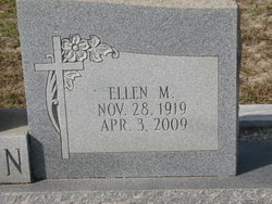 Ellen <i>Mays</i> Brown