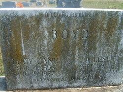 Lucy Jane Boyd