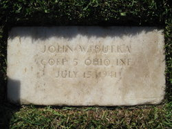 John William Bufka