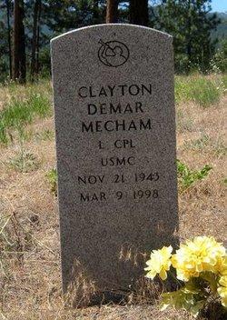 Clayton Demar Mecham