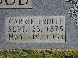 Carrie Savala <i>Pruitt</i> Blackwood