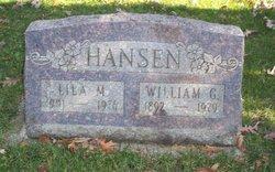 Lila Muriel <i>Waldron</i> Hansen