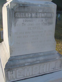 Robert Nixon Hemphill