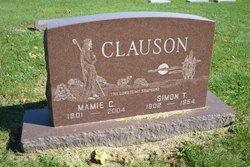Mayme Caroline <i>Larson</i> Clauson