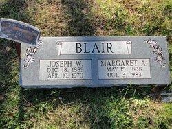 Margaret Anna <i>Wilhite</i> Blair