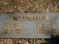 T. J. Chancelor