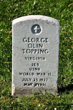 George Olin Topping