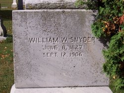 William Wallace Snyder
