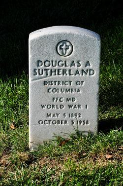 Douglas A Sutherland