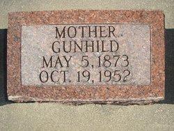 Gunhild <i>Marcus</i> Anderson