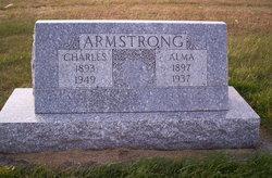 Alma I <i>Riley</i> Armstrong