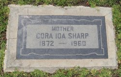 Mrs Cora Ida <i>Kennan</i> Sharp