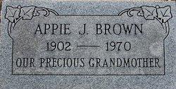 Appie Joyce <i>Wilson</i> Brown