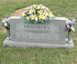 Florence <i>Francis</i> Brashers