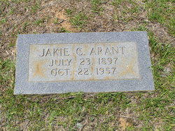 Jacob Cook Jakie Arant