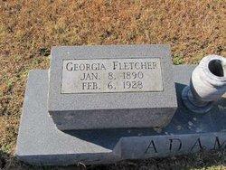 Georgia <i>Fletcher</i> Adams