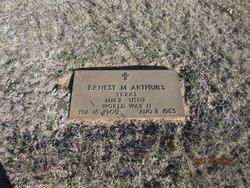Ernest Melvin Jick Arthurs