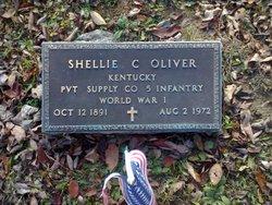 Pvt Shellie Cecil Oliver