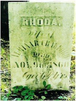 Rhoda <i>Brower</i> Almanas