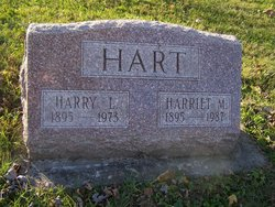 Harriet Mary <i>Snyder</i> Hart