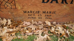 Margie Marie <i>Shook</i> Barnes