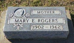 Mary E. <i>Boley</i> Rogers