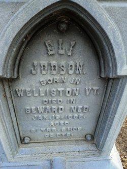 Eli Judson Bradley