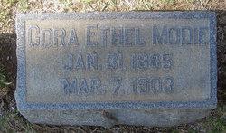 Cora Ethel Modie