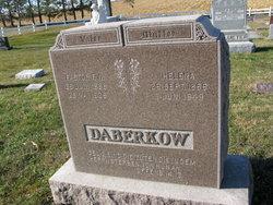 Rev F. W. Daberkow