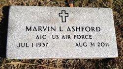 Marvin Lloyd Ashford