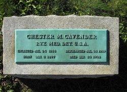 Chester McKinley Cavender
