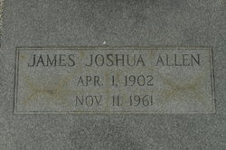James Joshua Allen, Jr