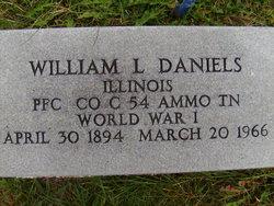 William Lawrence Larry Daniels
