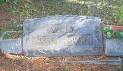 Mary Ellen <i>Waldron</i> Avery