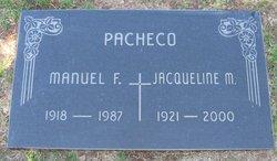 Jacqueline Monique <i>Dumas</i> Pacheco