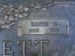 Edith <i>Crooks</i> Blodgett