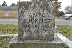 Anna <i>Stroud</i> Buckner