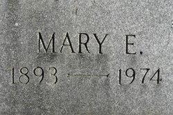 Mary Elizabeth or Eleanor <i>Gallagher</i> Schutz